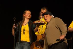 Narozeninový koncert kapely ACHA na Dělňáku (Zdroj: ACHA)