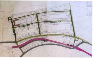 Holzova - Uzemní studie - regulační plán Holzova, zrušený městem Brnem (OUPR) - (Zdroj: ÚMČ)
