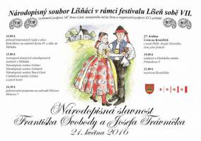 Pozvánka na festival Líšeň sobě 2016