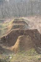 Dirtpark v líšeňské rokli (zdroj: Honza Mikšátko)