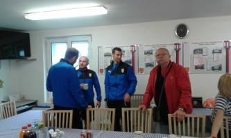 Zázemí turnaje v Líšni (foto: SK Líšeň)