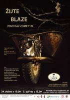 Plakát představení (zdroj: divadlo Líšeň)